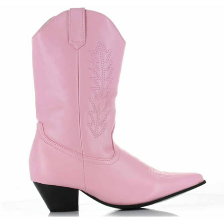 Rodeo Pink Boots Girls' Child Halloween Costume Accessory