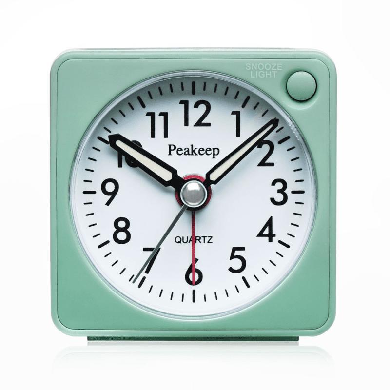Howard Miller Travel Alarm Clock MIL645358