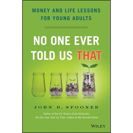 No One Ever Told Us That : Money and Life Lessons for Young Adults](We Young Money Halloween)