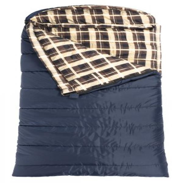 TETON Sports Celsius XL -18C 0F Sleeping Bag; 0 Degree Sleeping Bag Great for Cold Weather Camping; Blue, Left Zip by Teton Sports