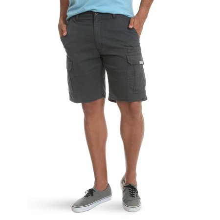 Wrangler Men's Cargo Shorts with Stretch Cotton Cargo Pocket Shorts