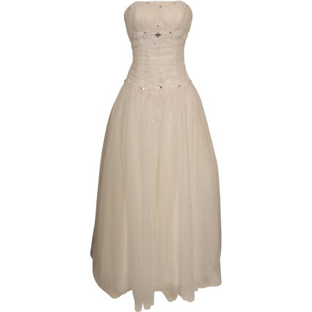 Ladies Medieval Fancy Dress (Beaded Mesh Fairy Prom Dress Formal Ball)