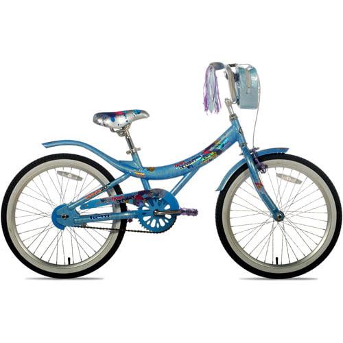 """20"""" Kent Heartbreaker Girls' Bike, Blue"""