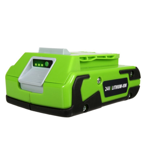 Greenworks 29842 24V 2.0 Ah Lithium-Ion Battery