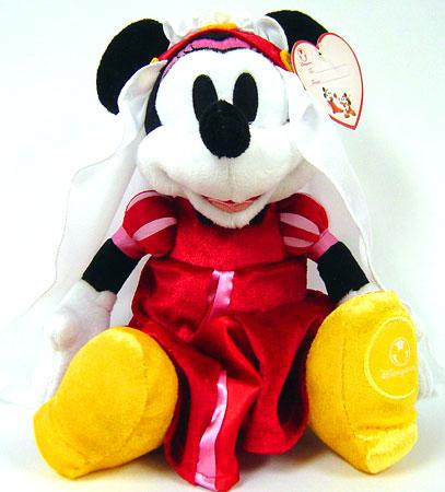 disney mickey mouse valentine's day minnie mouse plush - walmart, Ideas