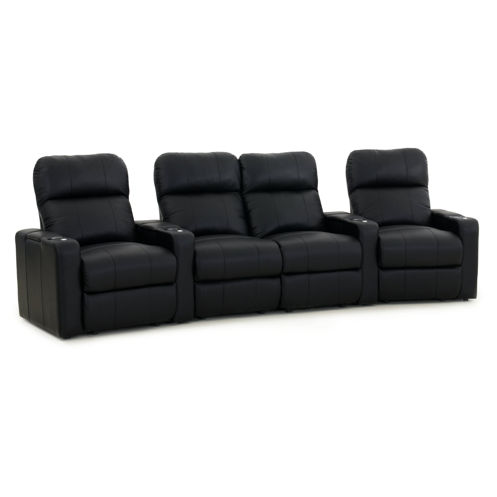 Octane Turbo XL700 4 Seater Middle Loveseat Curved Power ...
