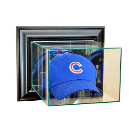 (Perfect Cases and Frames Wall Mounted Cap Hat Display Case)