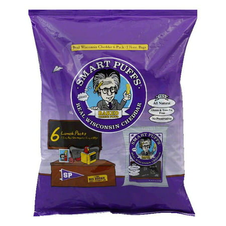 Smart Puffs (Robert's American Gourmet Smart Puffs Multipack, 6.75 OZ (Pack of 12))