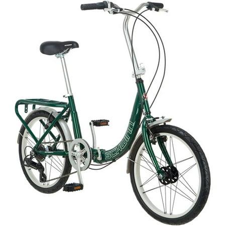 Schwinn 20 Loop 7 Speed Folding Bike