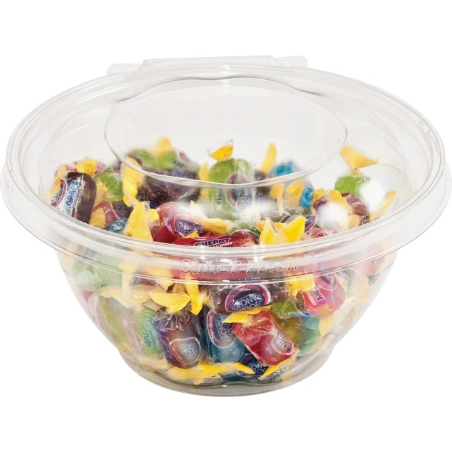 Advantus Jolly Ranchers Assorted Hard Candies - Intense Fruit - Individually Wrapped - 1.10 lb - 1 Each