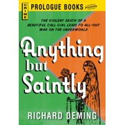 Anything But Saintly - eBook