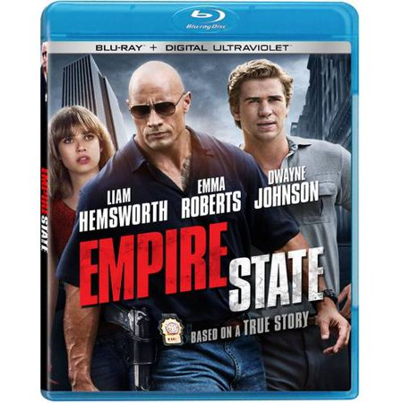 Empire State  Blu Ray   Digital Ultraviolet   With Instawatch   Widescreen