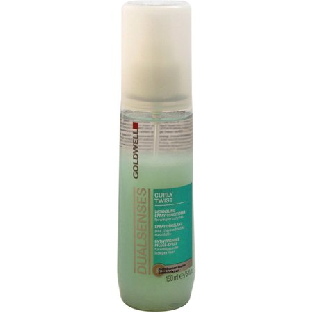 Goldwell Dualsenses Curly Twist (Dualsenses Curly Twist Detangling Spray, Conditioner By Goldwell, 5 Oz )