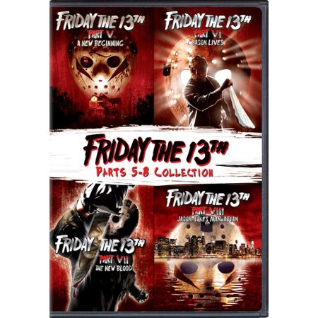 Friday The 13Th: Deluxe Edition Four Pack (Friday The 13th Best Counselor)