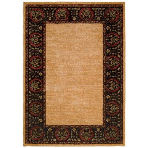 Capel Rugs Badin Indoor/Outdoor Area Rug - Candlelight