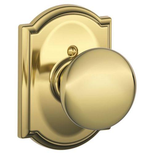 Knob Lockset,Mechanical,Dummy,Grd. 2 SCHLAGE F170 PLY 605 CAM