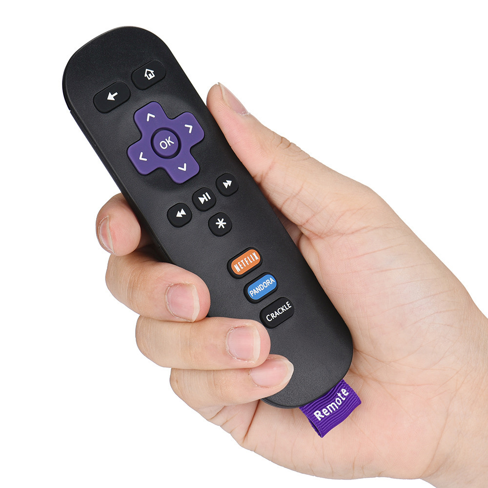 Womail Replacement Remote Control For Roku Streaming Player Roku 1 2 3 4 LT HD XD XS
