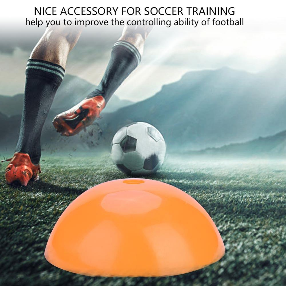 5pcs Soccer Training Cone Football Barriers Plastic Marker Holder Accessory,Soccer Training Cone, Football Disc