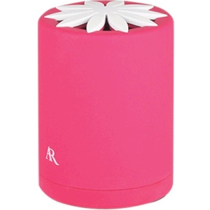 Acoustic Research Mini Flower ARS120PK Speaker System Wireless Speaker(s) Pink Bluetooth USB by Voxx
