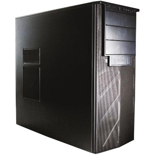 Winsis WN41 / WN-41 Black Steel Micro ATX Slim Tower / Co...