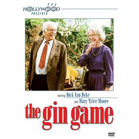 The PBS Hollywood Presents: The Gin Game (Widescreen)](Pbs Halloween Games)