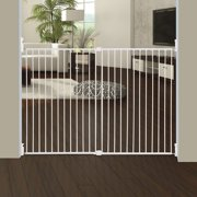 Dreambaby Broadway Extra Wide and Tall Expandable Gate with Track-It Technology