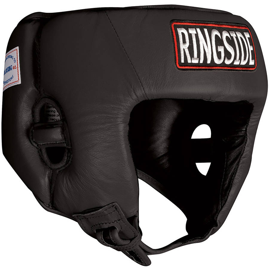 Ringside Competition Boxing Headgear, No Cheeks