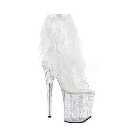- Women's Pleaser Flamingo 1017MFF Platform Sandal