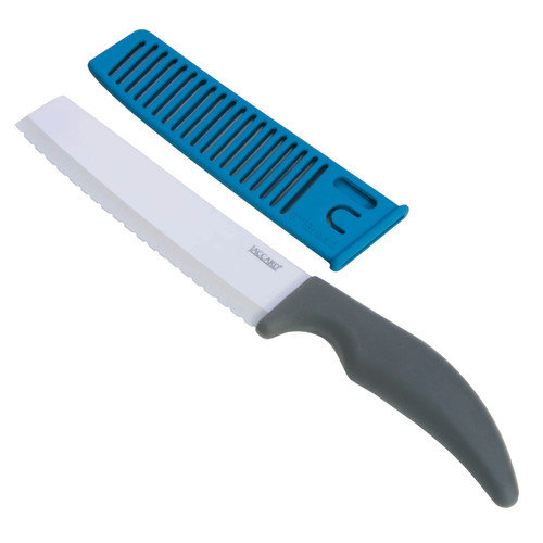 Jaccard LX Series 6'' Bread, Bagel and Tomato Knife