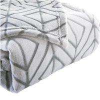 Better Homes & Gardens Velvet Plush Texture Blanket