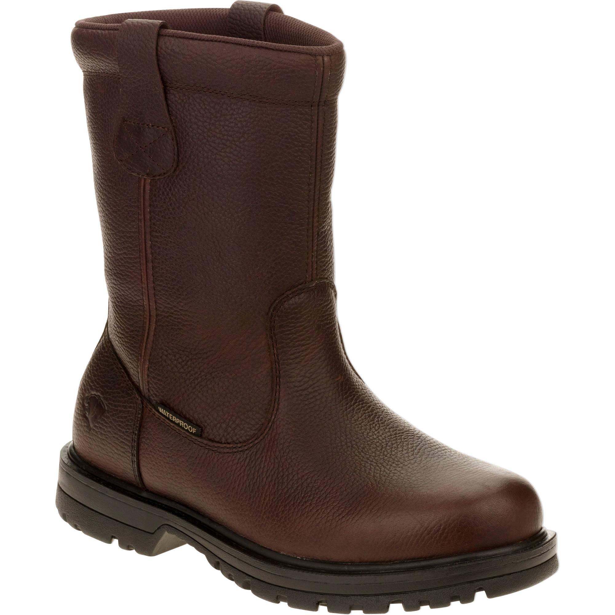 Herman Survivors Men's Avas Waterproof Pull On Work Boot by