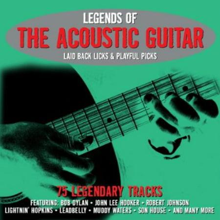 Legends of Acoustic Guitar / Various (CD)