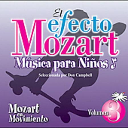 Musica Para Halloween Terror (Efecto Mozart: Musica Para Ninos 3 /)