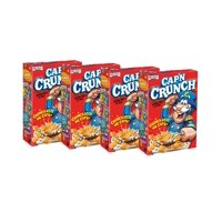 Deals on 4 Count Cap'N Crunch Cereal, 20 oz Boxes