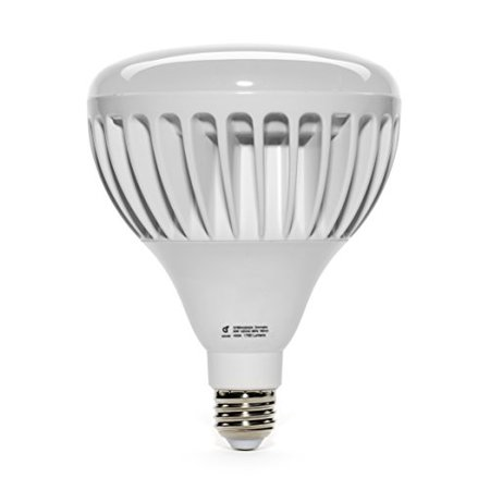 G7 Lovelock LED Recessed Can BR40 Flood Light Bulb, Dimmable 4000K Bright