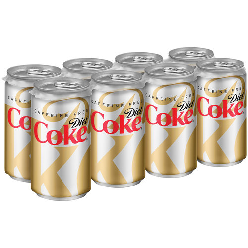 caffeine free diet coke disney