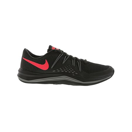bdbfa9e3382c Nike Women s Lunar Exceed Tr Anthracite   Hot Punch - Cool Grey Ankle-High  Mesh ...