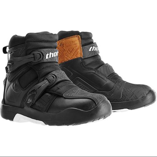 Thor Blitz LS 2015 MX Boot Black