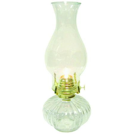 Tiki 330 Ellipse Oil Lamp, 3/4 in Flat, 30 hr Burning, 19.5 oz