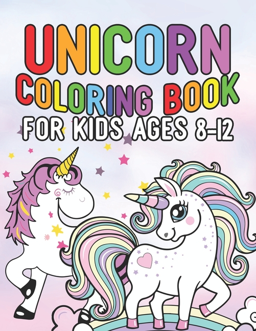 Magical Coloring World - Unicorn Coloring Book for Kids ...