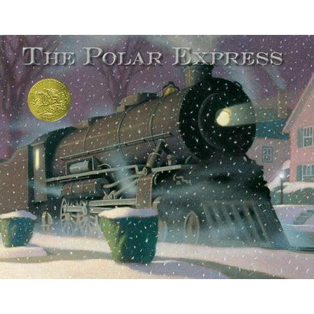 The Polar Express (Read-Aloud) - eBook (Bell From Polar Express)