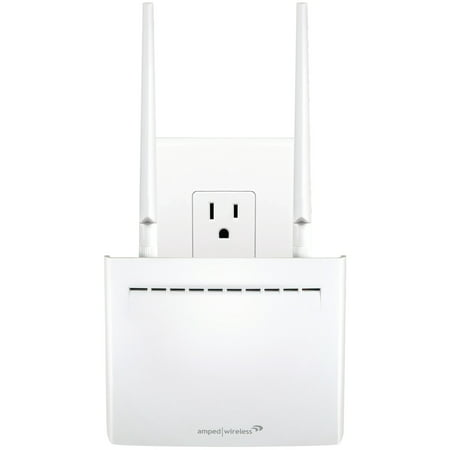 Amped Wireless REC44M High-Power Plug-In AC2600 Wi-Fi Range Extender