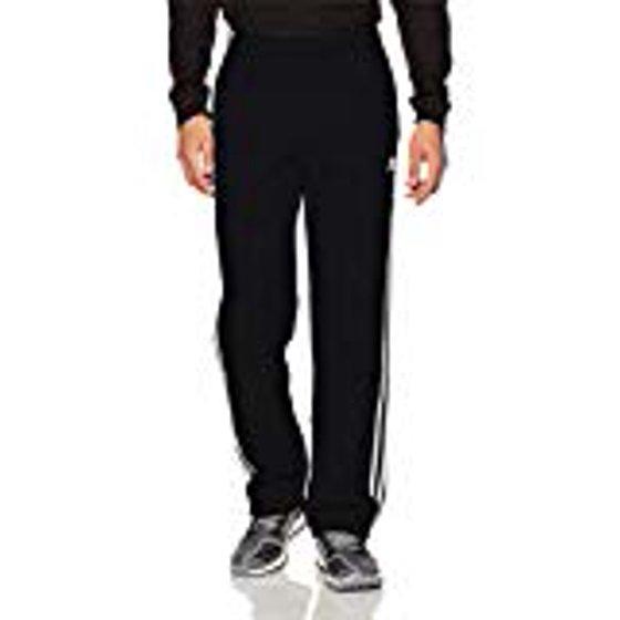 d86af3b164d5 adidas - Adidas Essentials 3 Stripe Regular Fit Fleece Pants ...