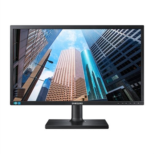 "Samsung S24e450d 24"" Led Lcd Monitor - 16:9 - 5 Ms - 1920 X 1080 - 16.7 Million Colors - 250 Nit - 1,000:1 - Full Hd - Dvi - Vga - Displayport - Usb - 23 W - Black - Energy Star, Tco (ls24e45kdsg-go)"