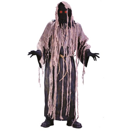 Fading Eyes Ghoul Robe Adult Halloween Costume, Size: Up to 200 lbs - One Size](Halloween Eye Paint Ideas)