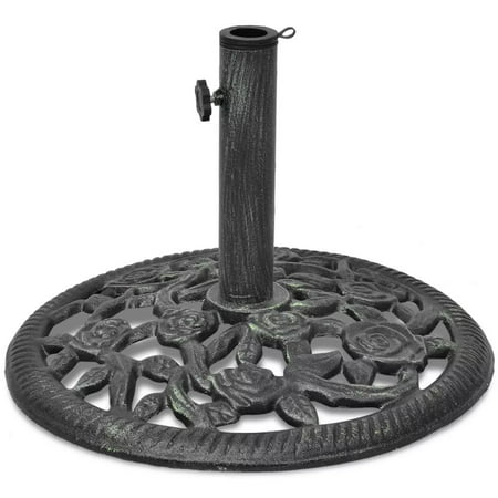 vidaXL Umbrella Base Cast Iron 26 lb 19