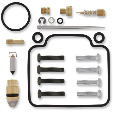 MOOSE RACING HARD-PARTS Carburetor Rebuild Kit    (Moose Racing Fender)