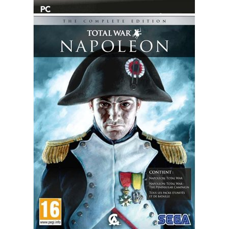 Napoleon Total War Complete Edition (PC Games) includes Total War: The Peninsular Campaign and All Unit & Battle (Magi Nation Battle For The Moonlands Game)