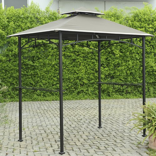Sunjoy Replacement Canopy for LED Grill Gazebo & Grill Gazebo