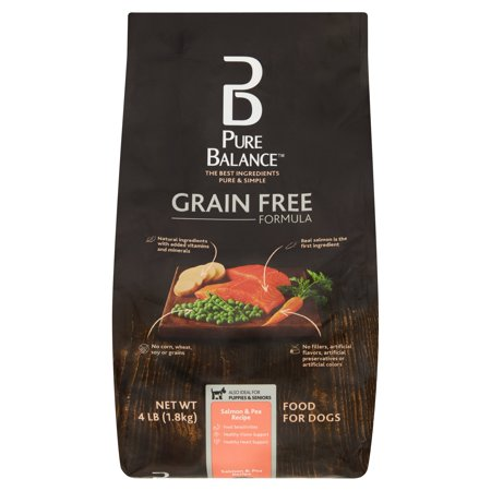 Grain Free Dog Food Walmart